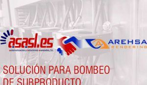 ASAAREHSA 300x174 - Innovantia®, expertos en automatización industrial implementan una solución para bombeo de subproducto cárnico