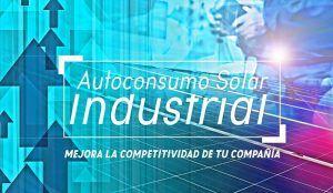 autoconsumo solar industrial 300x174 - Autoconsumo industrial. Mejora la competitividad de tu compañía