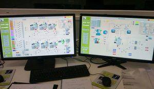 automatizacion planta conservantes liquidos 300x174 - Diseño y automatización industrial para una planta de conservantes líquidos