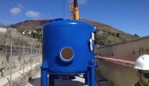 filtros tenerife aqualia 300x174 - Automatización y control industrial para la gestion de una E.T.A.P.