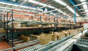 picking 300x174 - Automatización | Picking de un almacén de gestión logística