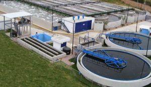plantas tratadoras de aguas residuales 300x174 - Automatización de proceso para cuadro de control de una planta de aguas residuales