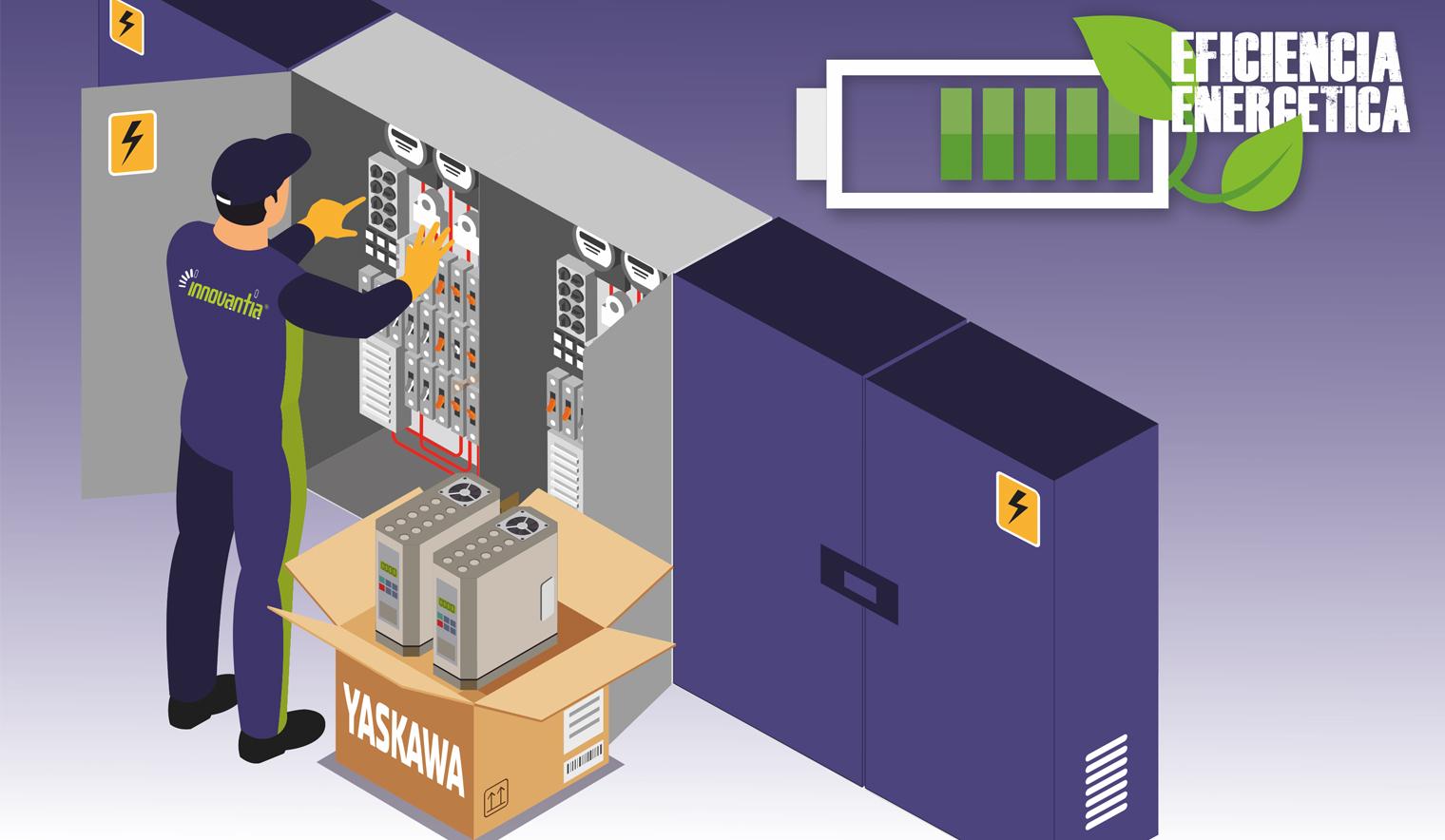 Menor consumo energético y mayor rendimiento productivo para el sector metalúrgico